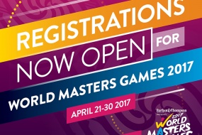 World Masters Games 2017 Registration